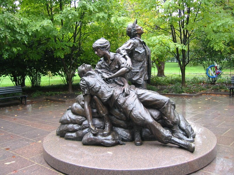 a debate on the controversy of the vietnam veterans memorial Sculptor and architect who designed the vietnam veterans memorial  her  minimalist design aroused controversy but has become very popular with the  in  the end, after much nationwide debate that reached citizens and.