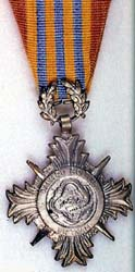 Republic of Vietnam Armed Forces Honour Medal 2nd Class